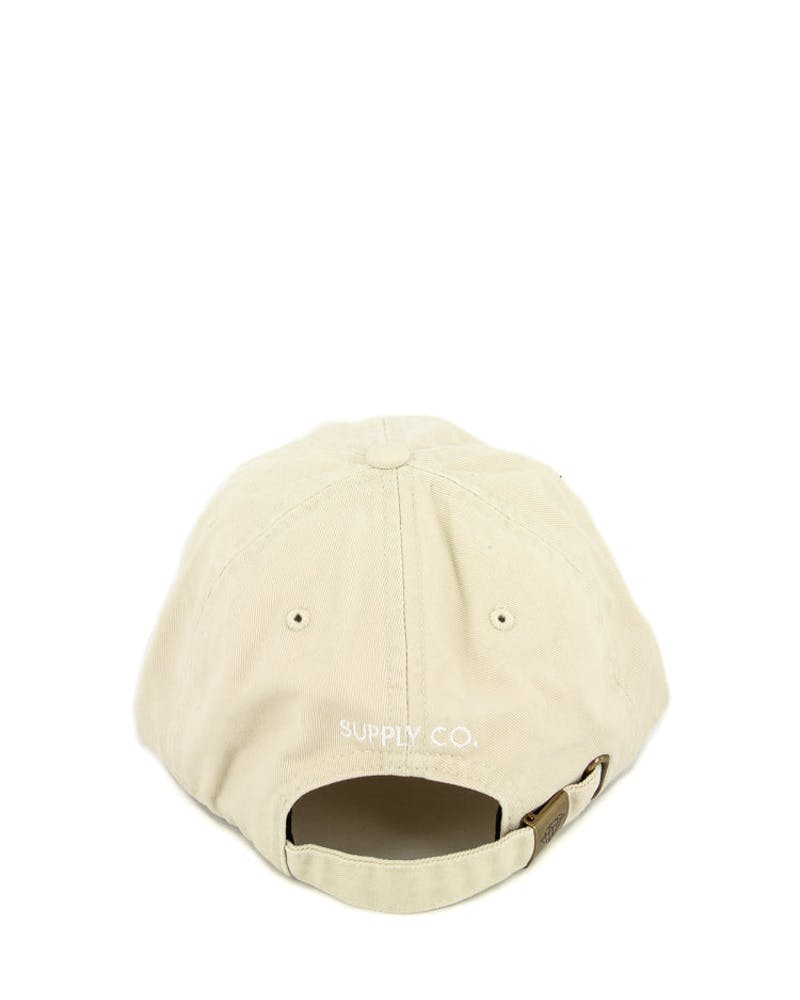Diamond Supply Diamond Sports Strapback Tan
