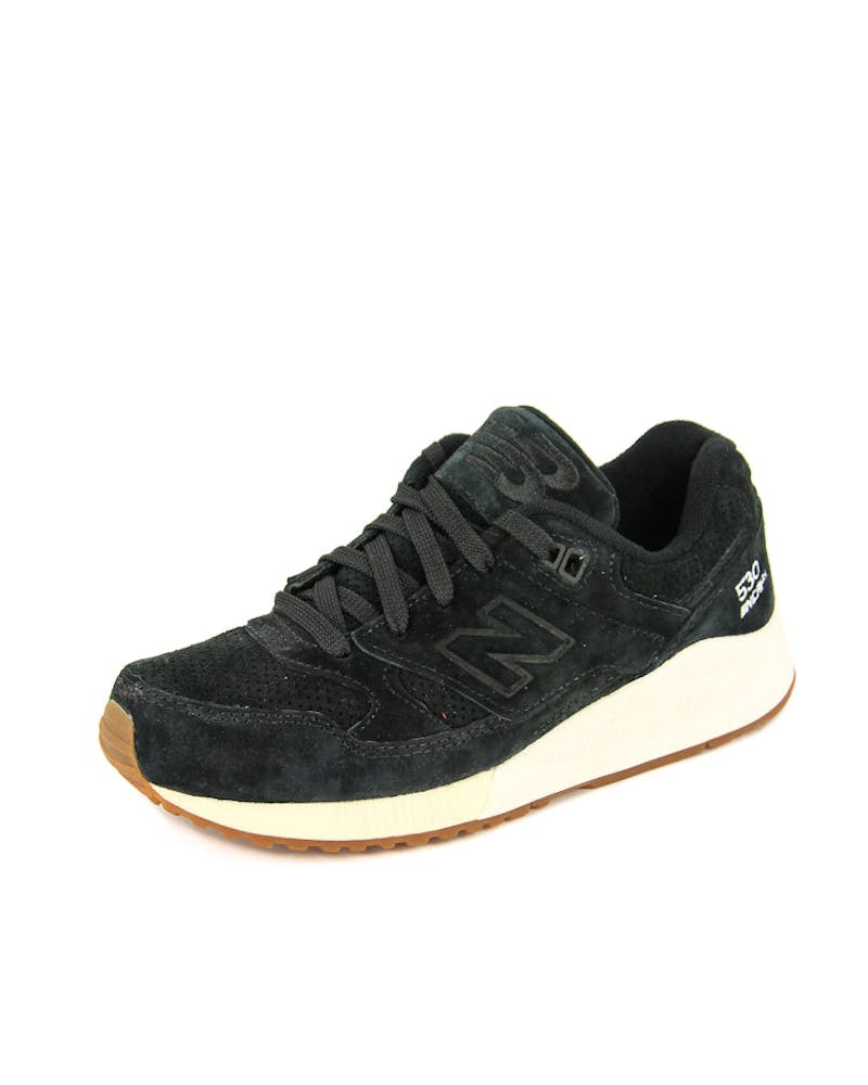New Balance Women's 530 Black/white