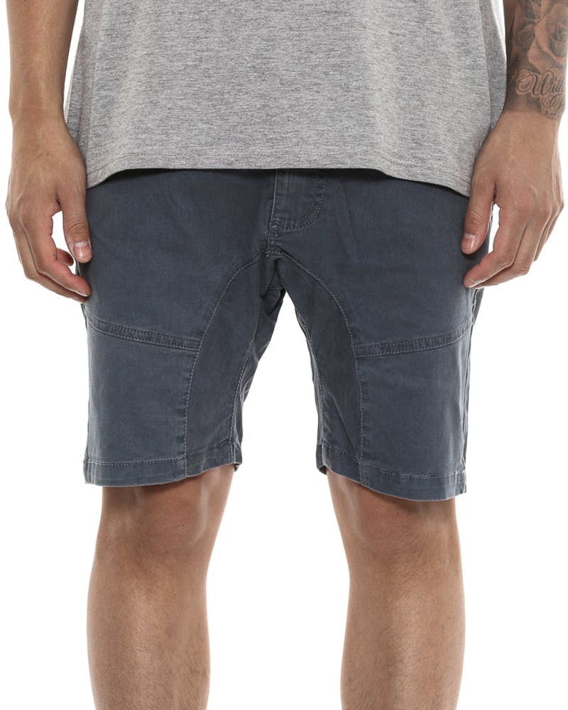 Nena and Pasadena Commander Short Blue