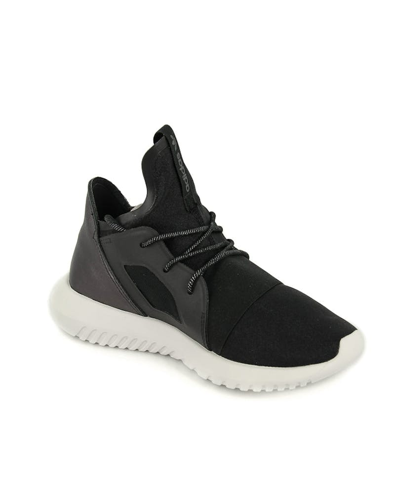 Adidas Originals Women's Tubular Defiant Black/white