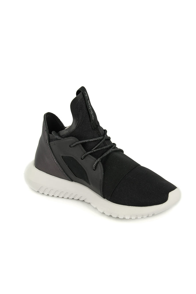 adidas tubular defiant women's black and white nz