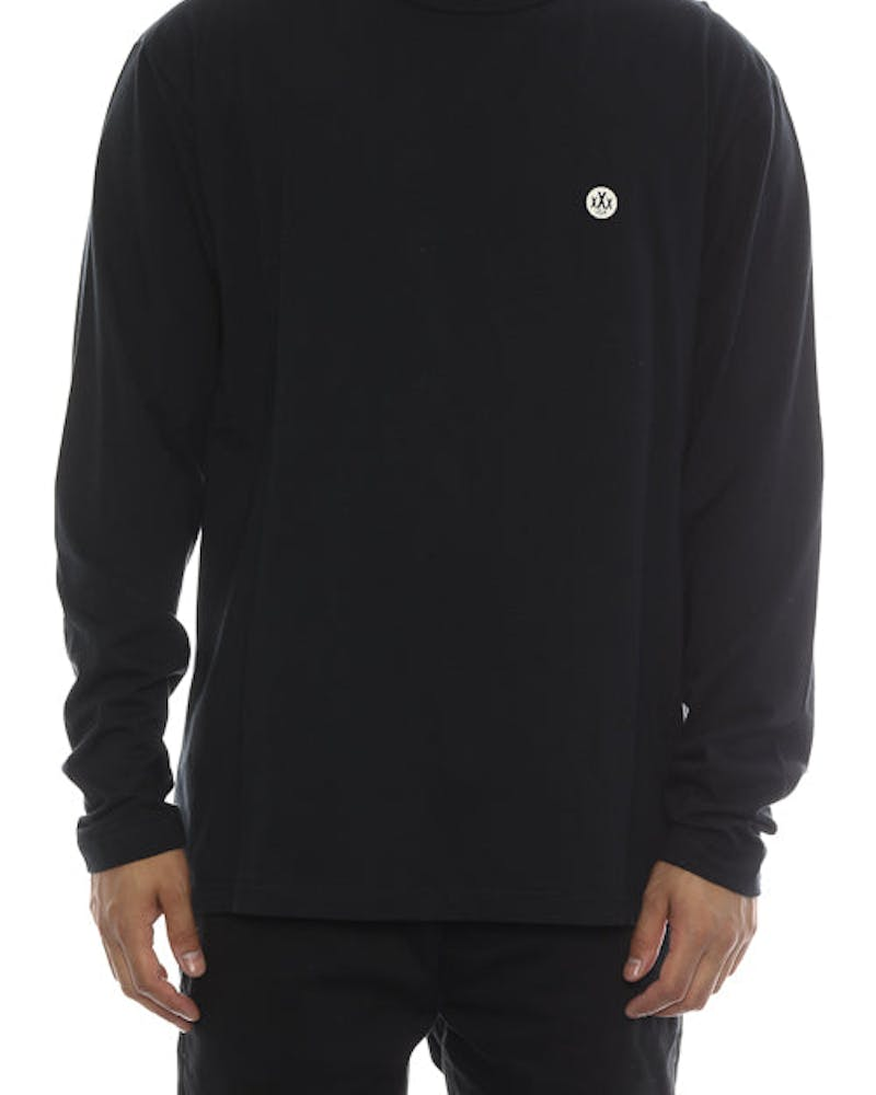 10 Deep Null & Void Long Sleeve Black