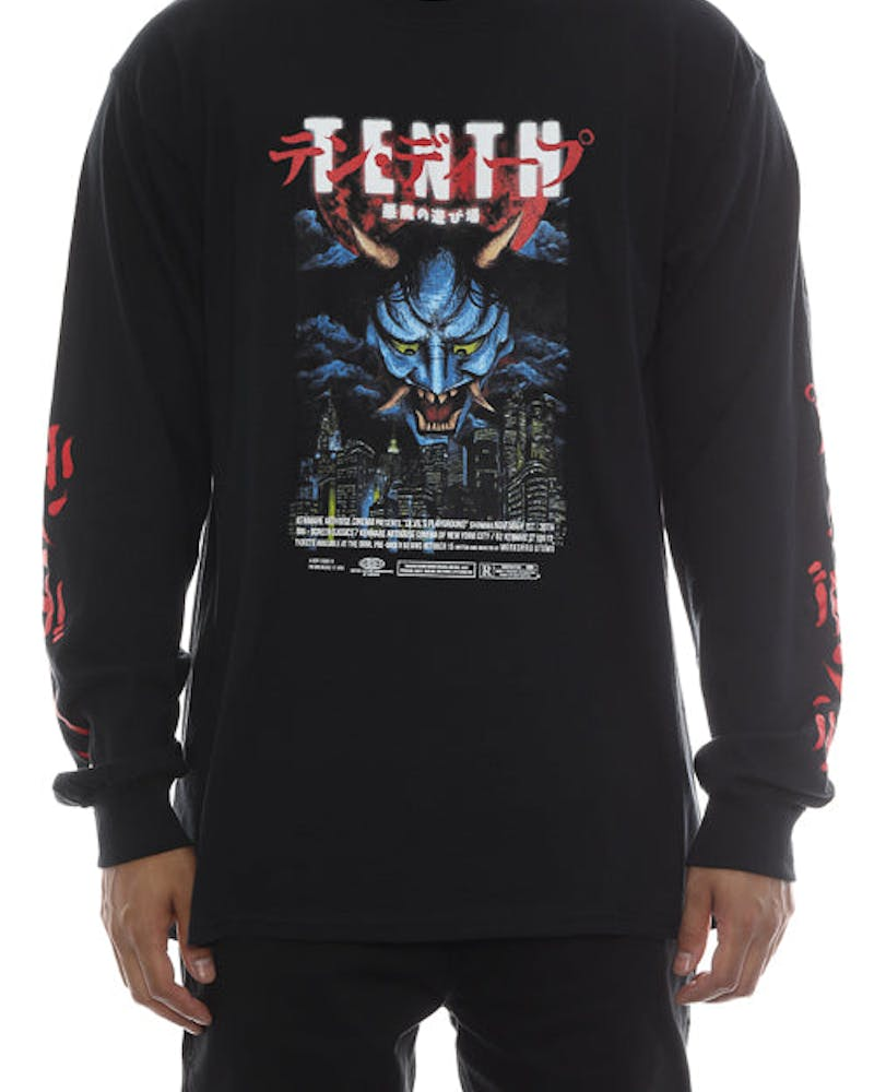 10 Deep Devil's Playground Long Sleeve Black