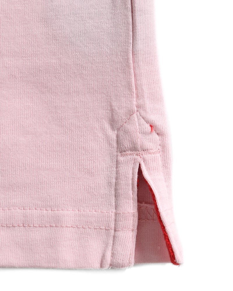 Well Made MJ Basic Tee Pink