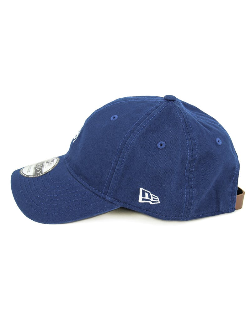 New Era Dodgers 920 Mini Leather ST Royal/white