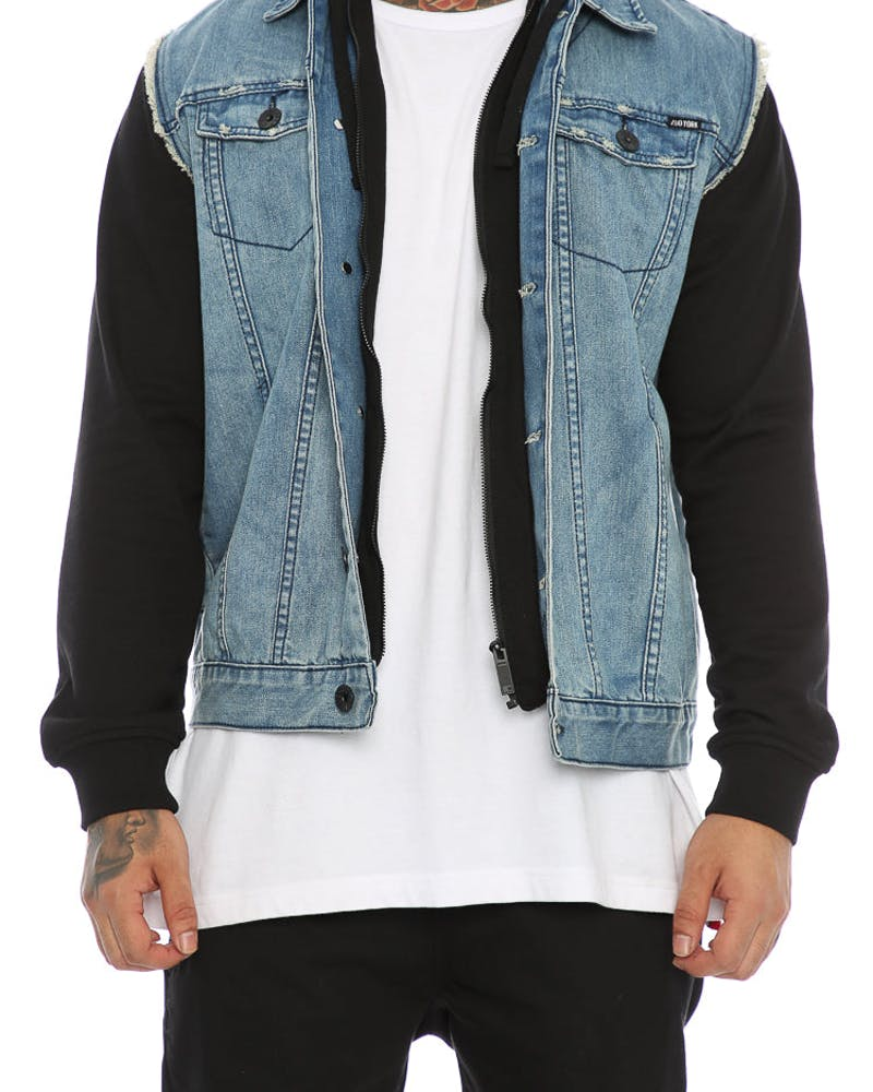Zoo York Cyanide Jacket Denim