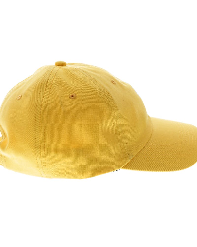 Rats Get Fat Spiderkill Polo Strapback Yellow