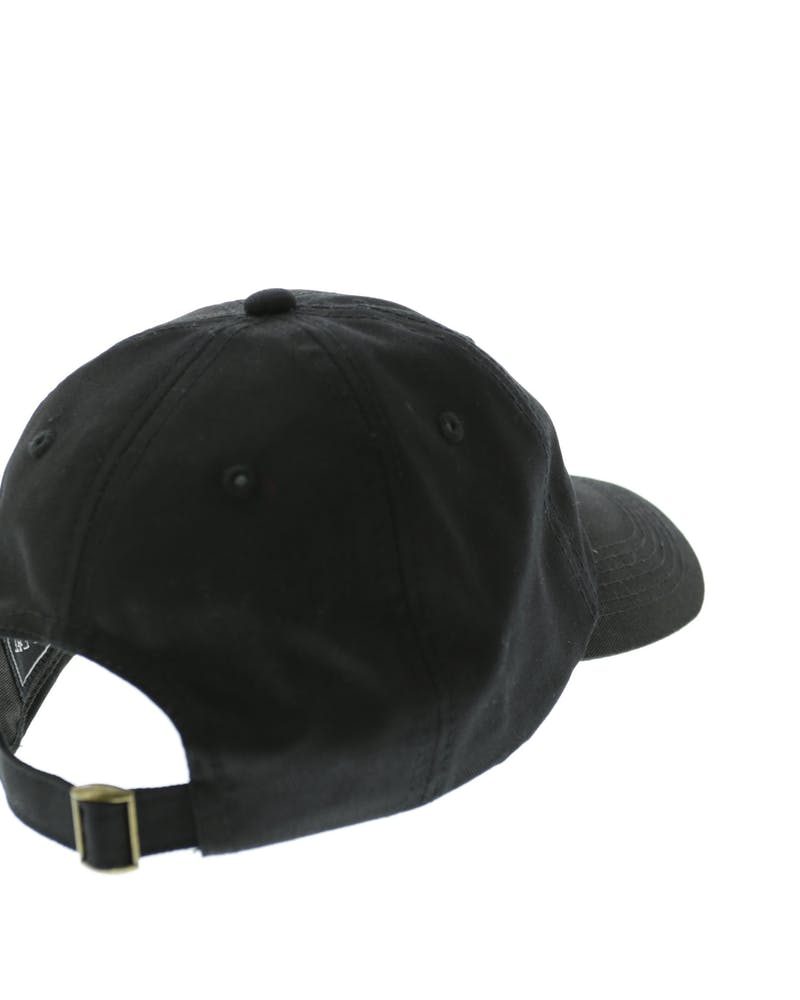 Rats Get Fat Lucky Polo Strapback Black