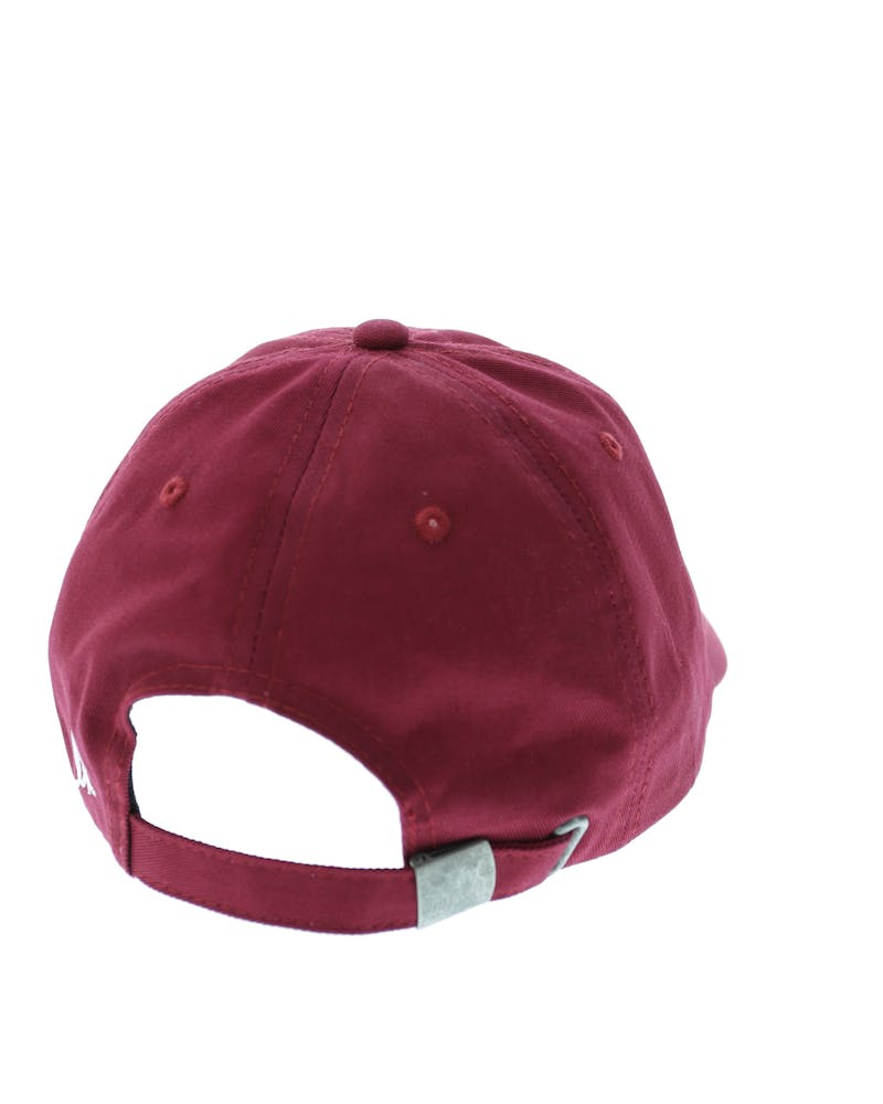 Last Kings Precurved Strapback Cardinal/white