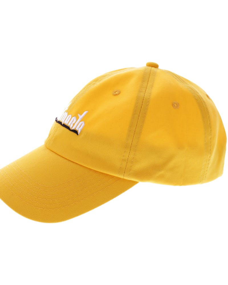Power Precurved 6P Strapback Yellow