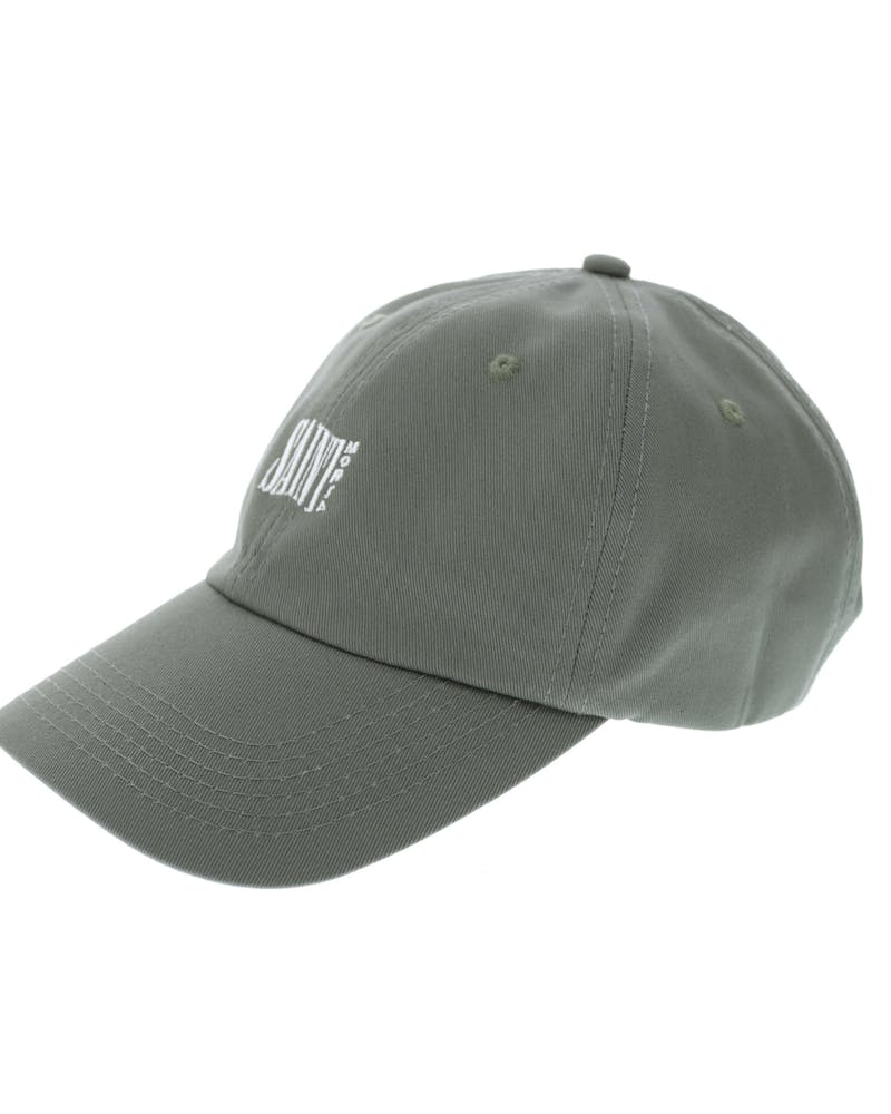 Volume 1 Precurved Strapback Pale Green