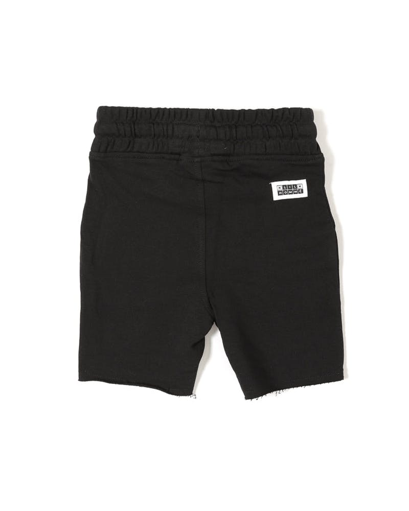 LH Terry Short Black