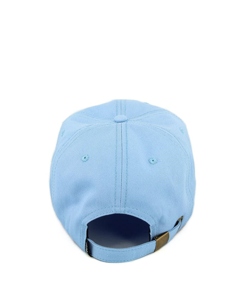 Goat Crew Dabonem Strapback Light Blue