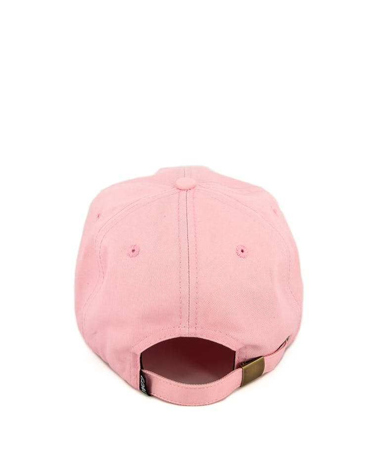 Goat Crew Drizzy Feels Strapback Light Pink