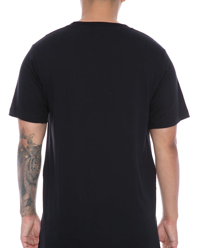 Lower Cloister QRS Tee Black
