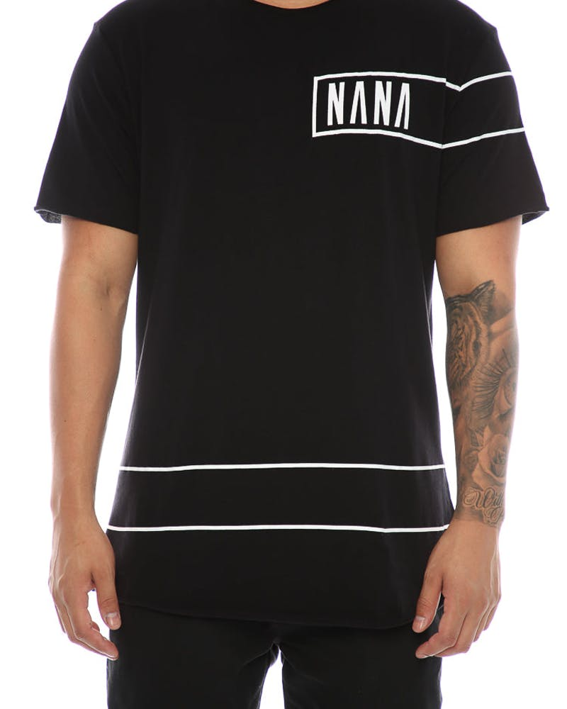 Nana Judy the Joker Tee Black
