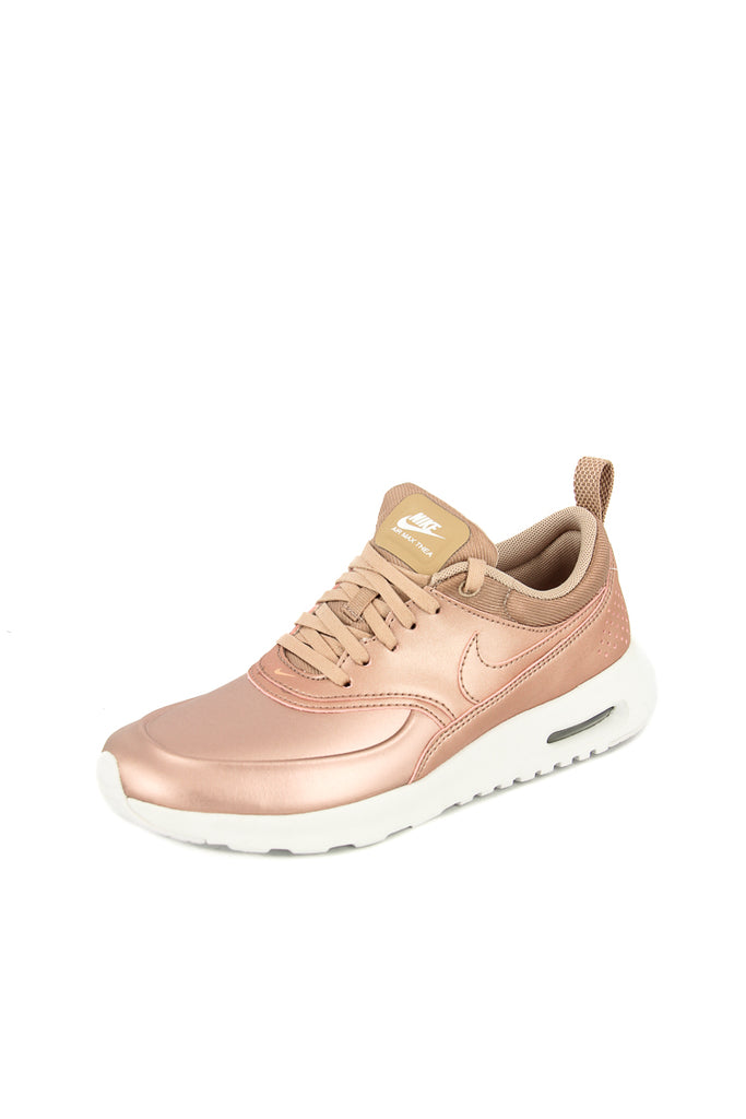 nike women's air max thea se red bronze nz