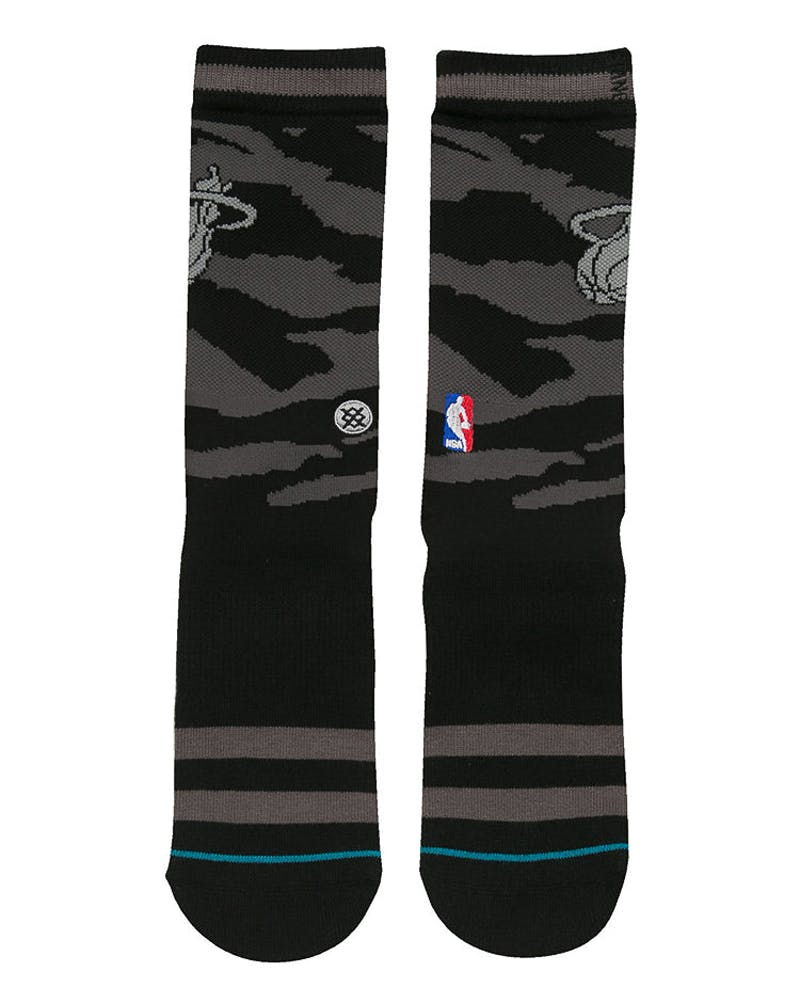 Stance Nightfall Heat Sock Black