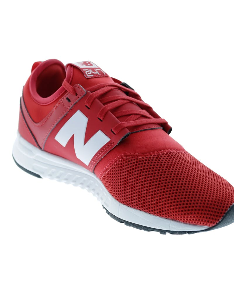 New Balance 247 (Classic Pack) Red/White