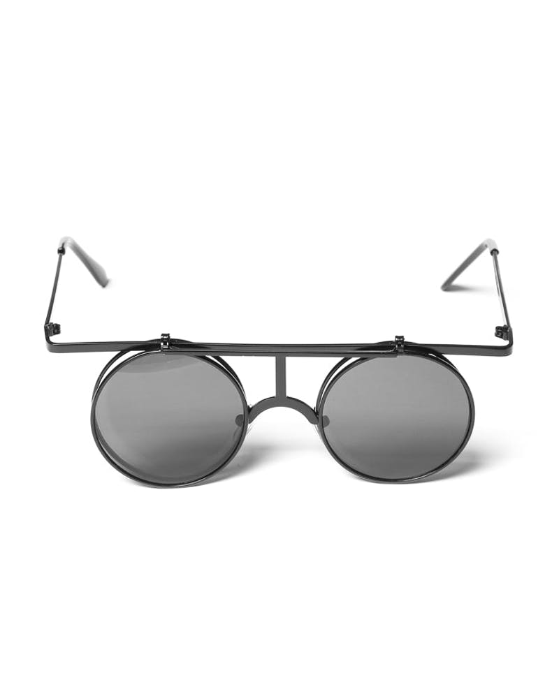 Yhf Los Angeles Dom Sunglasses Black