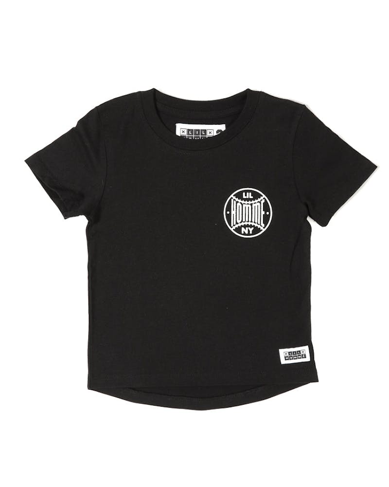 Lil Homme Ruth Short Sleeve Black