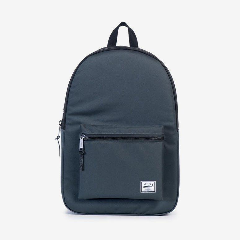 bdb4fe46e3 Herschel Supply Co Settlement Backpack Dark Grey Black – Culture ...