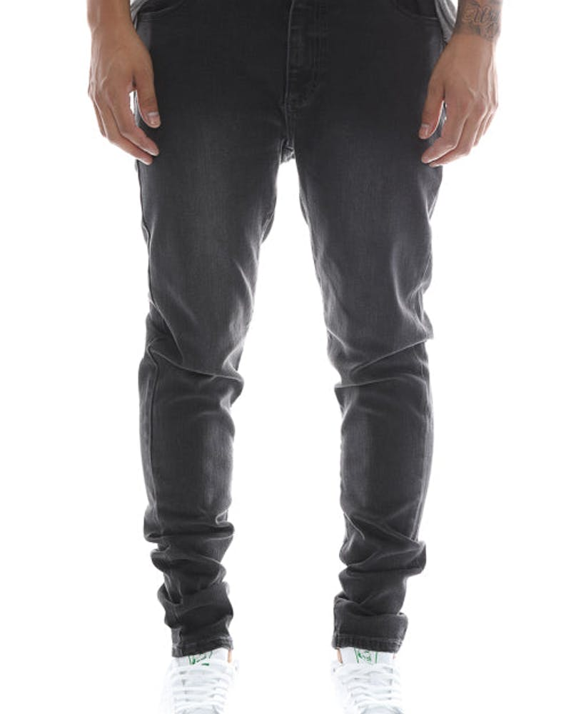 Saint Morta SM Secure Skinny Jean Black
