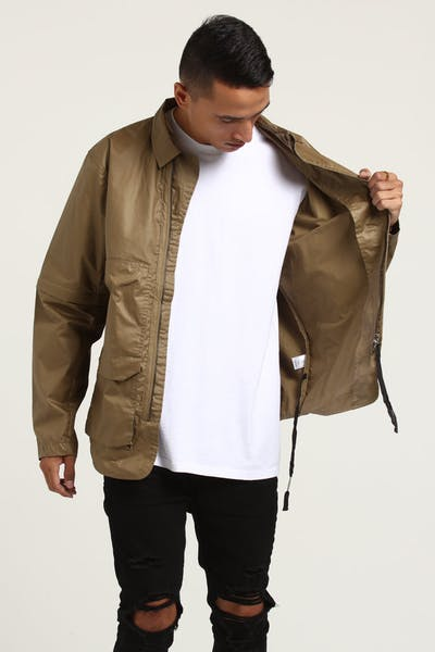 Team Cozy Kelso Jacket Olive