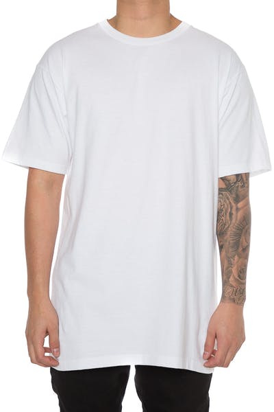 Team Cozy Box Tee White