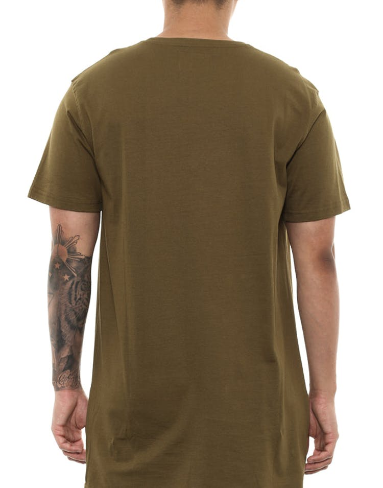 Carré Section Capone 2 Tee Olive