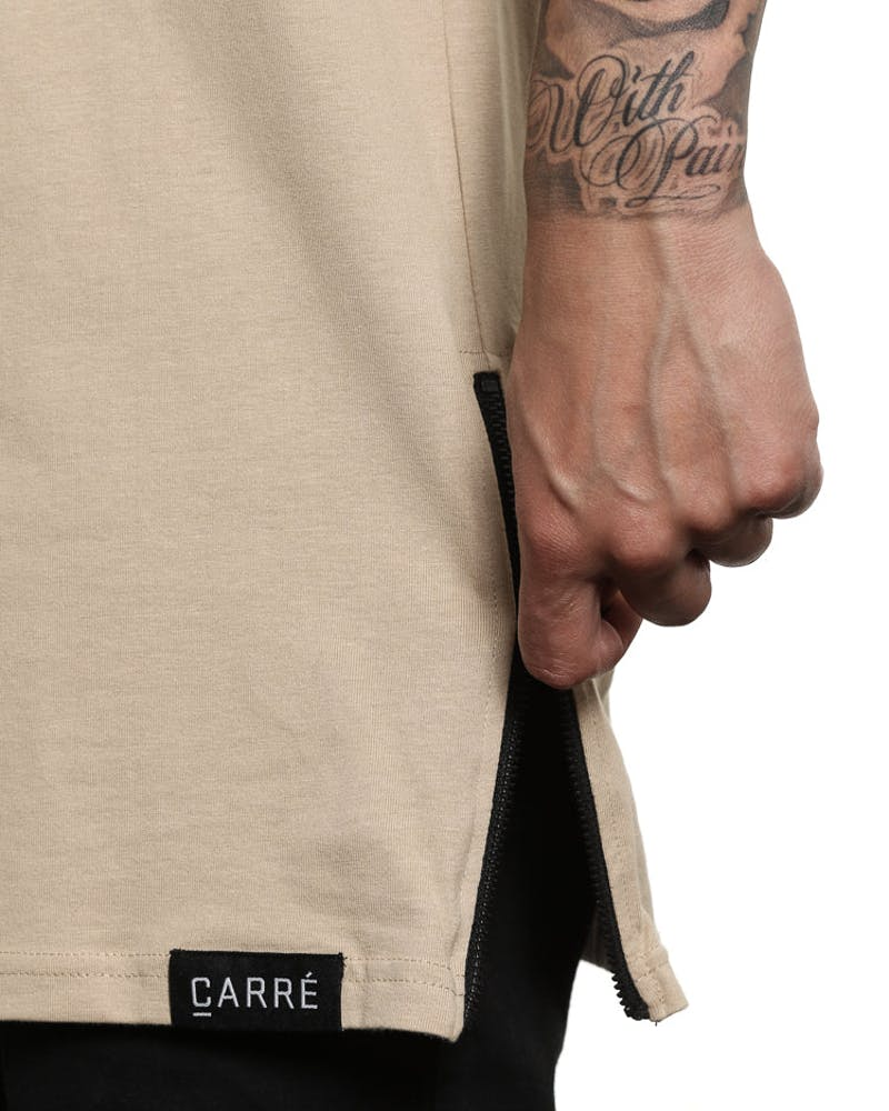Carré Section Capone 2 Tee Stone