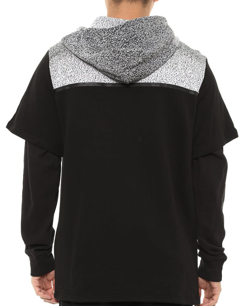 Crooks & Castles Hammer Hood Black