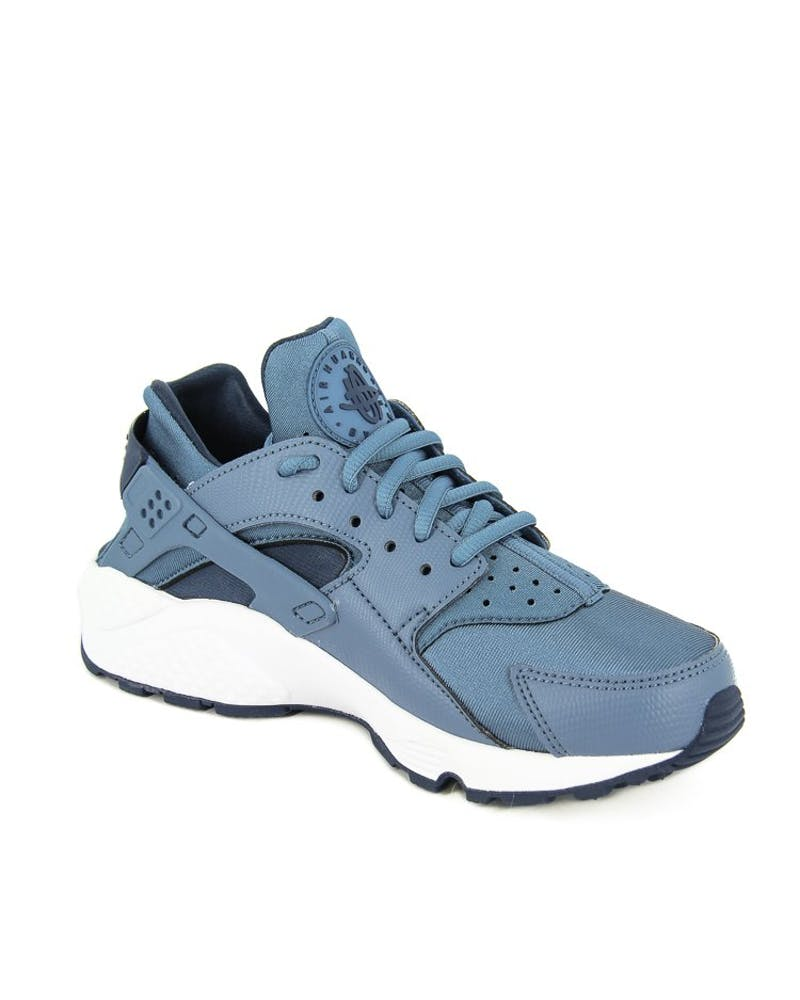 Nike Womens Air Huarache Run Navy/White