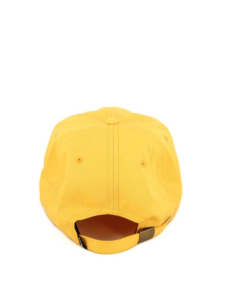 Goat Crew Showers Strapback Gold