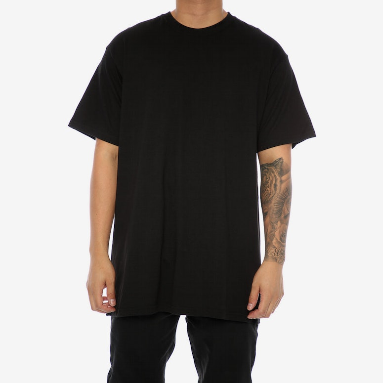 AS Colour 5038 Plus Tee Black