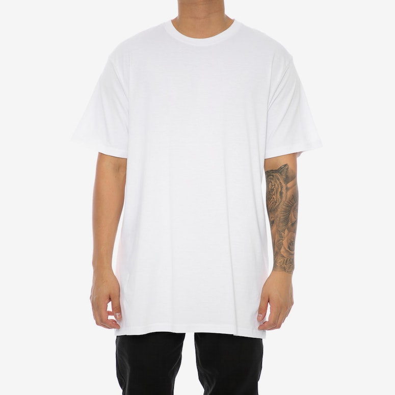 AS Colour 5038 Plus Tee White