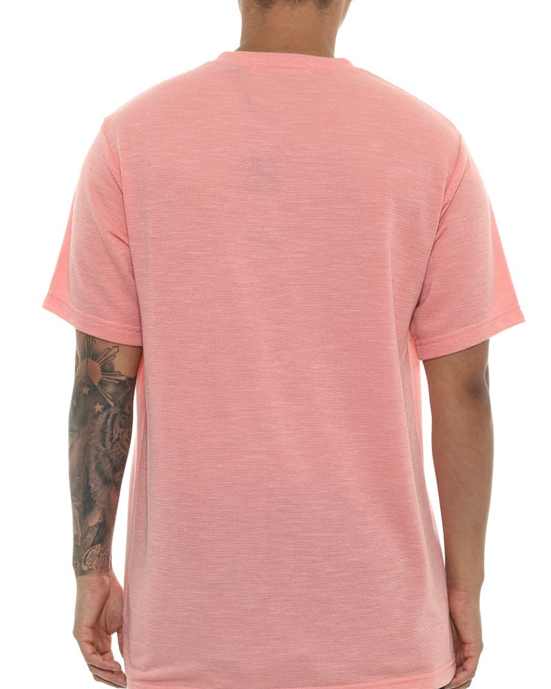Detache Labs Padloper Box Tee Coral