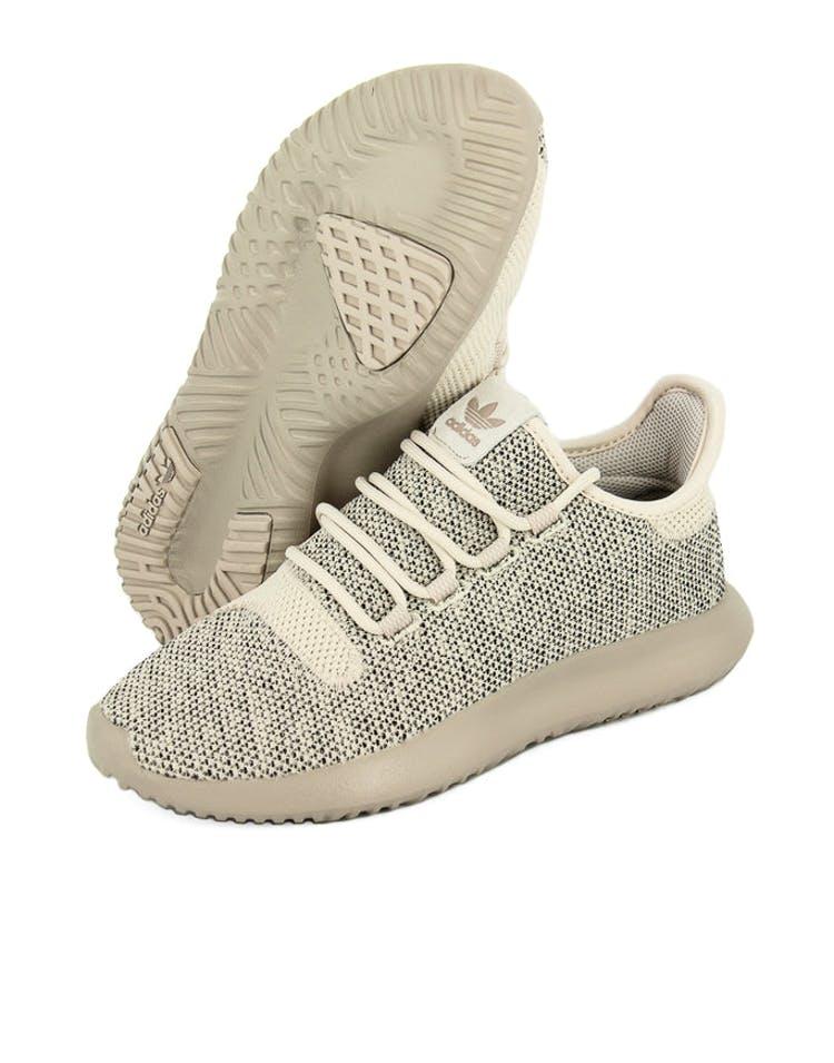 lowest price 376e4 0b087 adidas Originals Kids Tubular Shadow Knit Sand/Sand