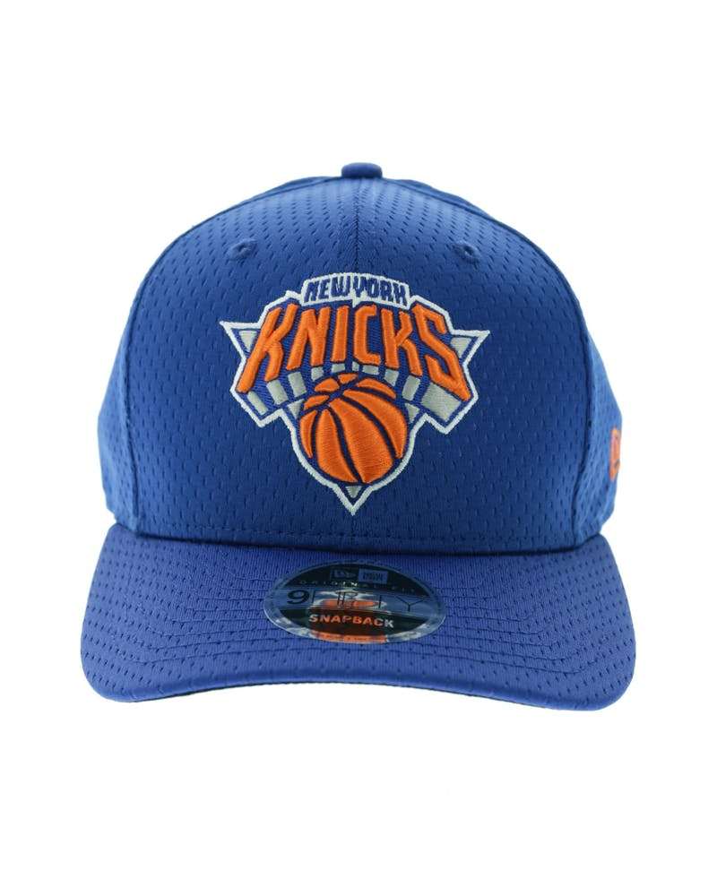 New Era Knicks Mesh 9FIFTY Precurve Blue