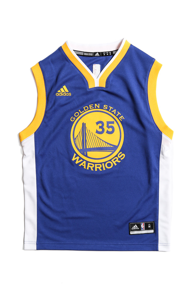 900f893cd9d5 ... real pretty cool e7cee a42fe adidas performance golden state warriors  kevin durant youth jersey blue 7e7e8