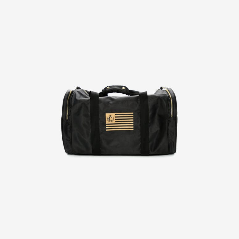 8d01427c983 Culture Kings Not For Sale Black Gold Duffle Bag – Culture Kings NZ