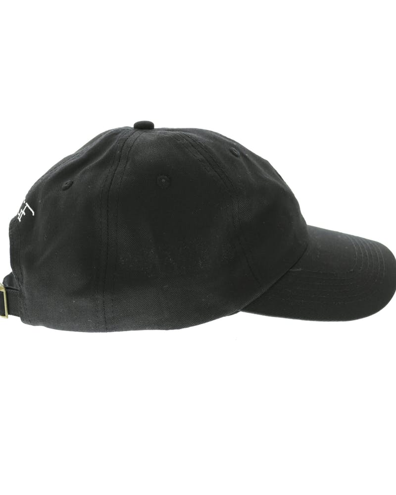 Rats Get Fat Roam Strapback Black