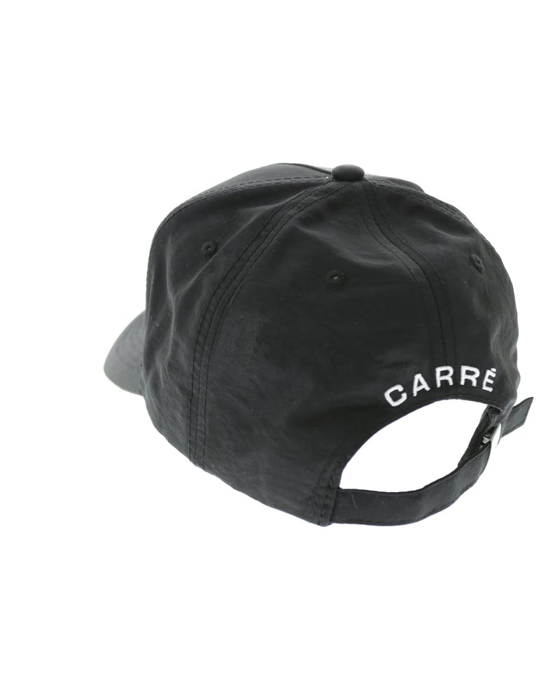Carre Impermeable Strapback Black