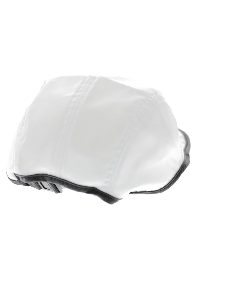 Carré Piste Camp Velcro Back White