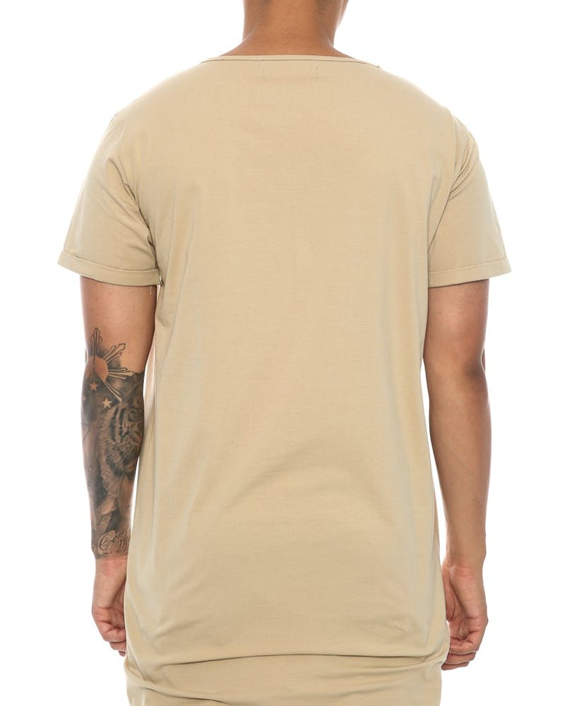 Emperor Apparel Brooklyn Tall Tee Tan