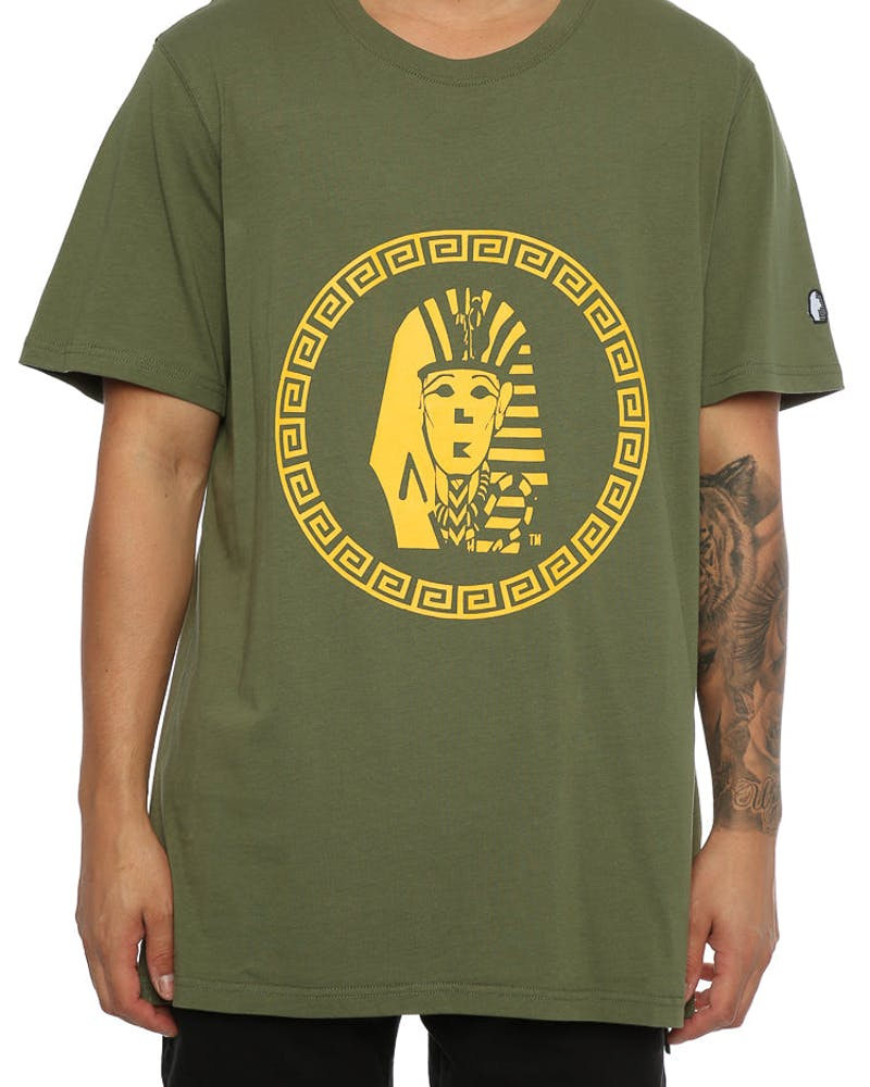 Last Kings OG Tutt SS Tee Leaf Green