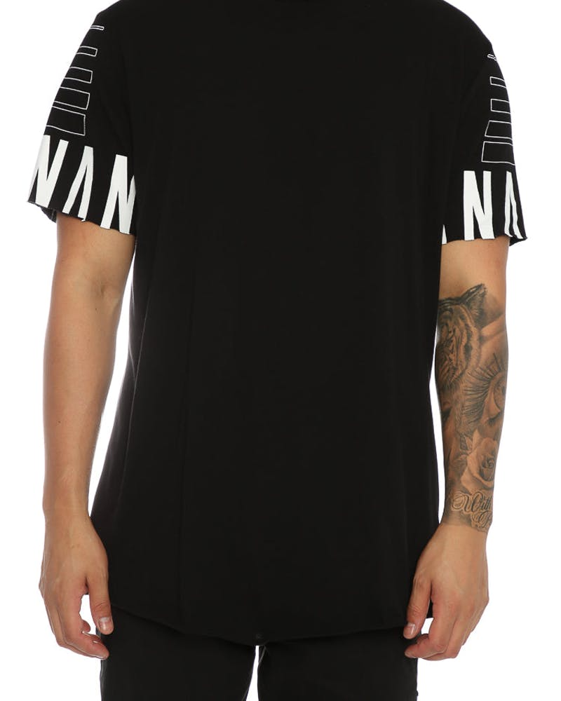 NANA JUDY LIMELIGHT TEE BLACK
