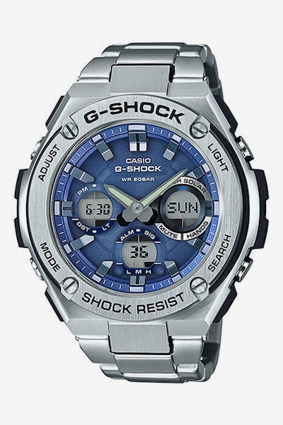 G-Shock GSTS110D G-Steel Series Silver/Blue