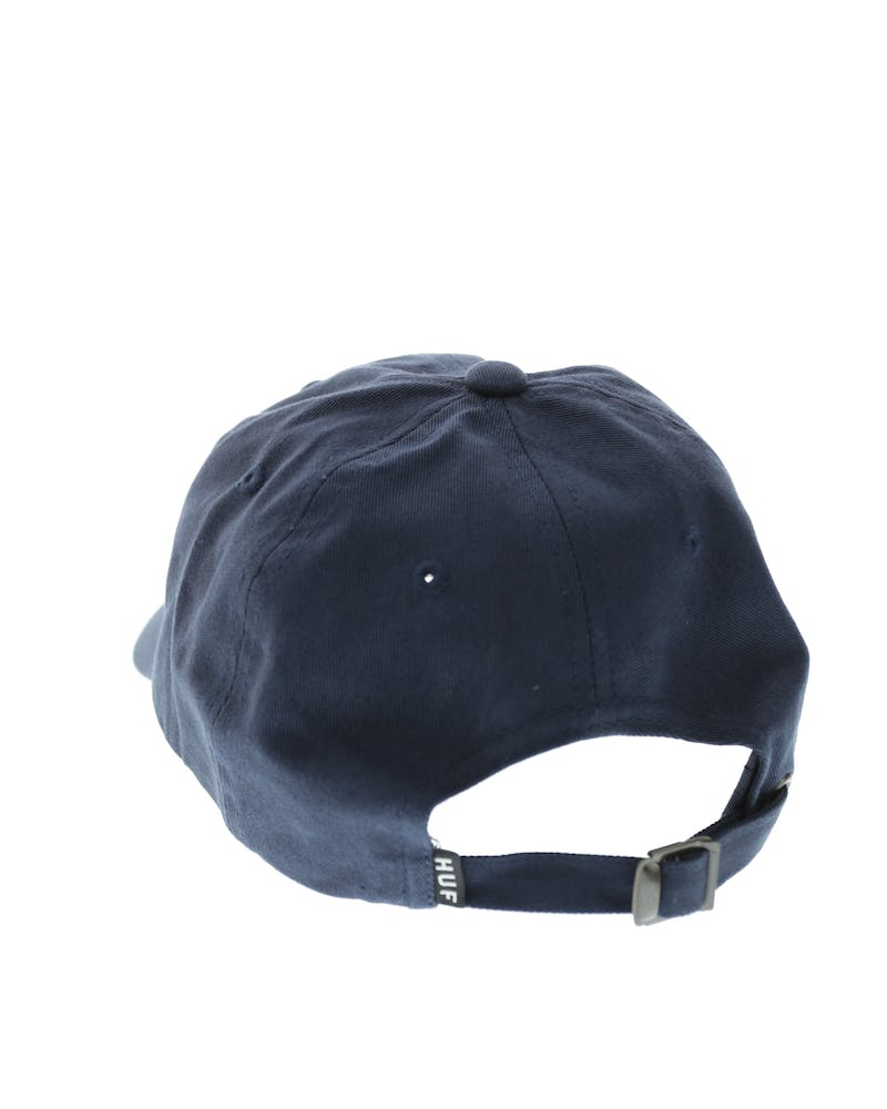 HUF Original Logo Curved Brim Hat