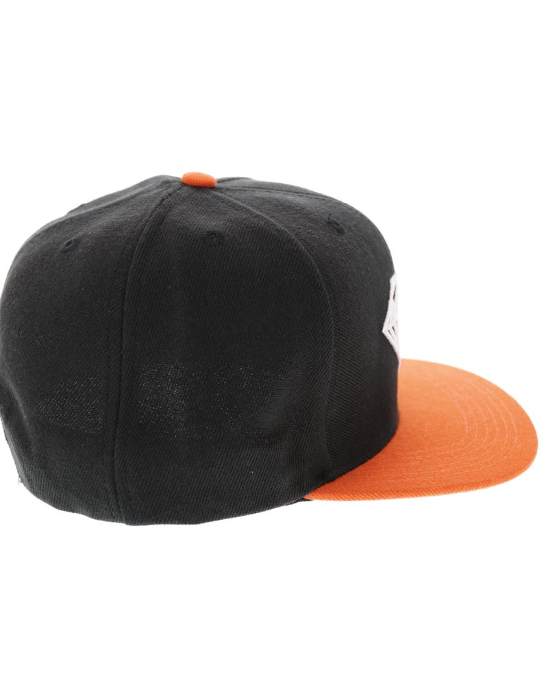 Diamond Life DMD Cap ADJ Brilliant Black/Orange